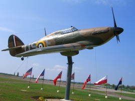 North Weald Airfield Gate Guardian