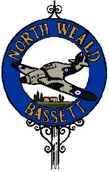 North Weald Bassett emblem